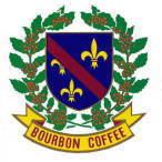 コーヒー通販のブルボンコーヒー ロゴ
